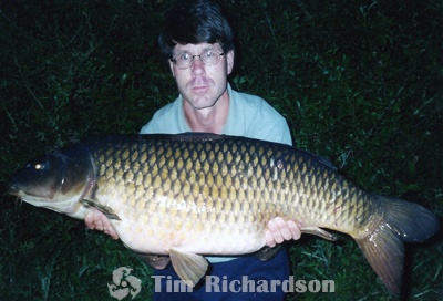 Tim Richardson 43 pound common