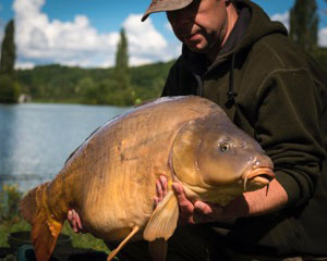 Paul Stratton big catch