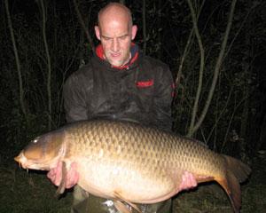 Graham Roland big catch
