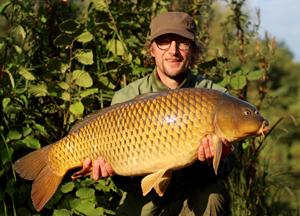 Simon Cope big catch