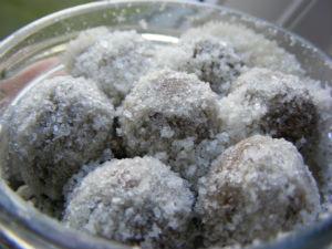 Salt Cured Homemade Boilies